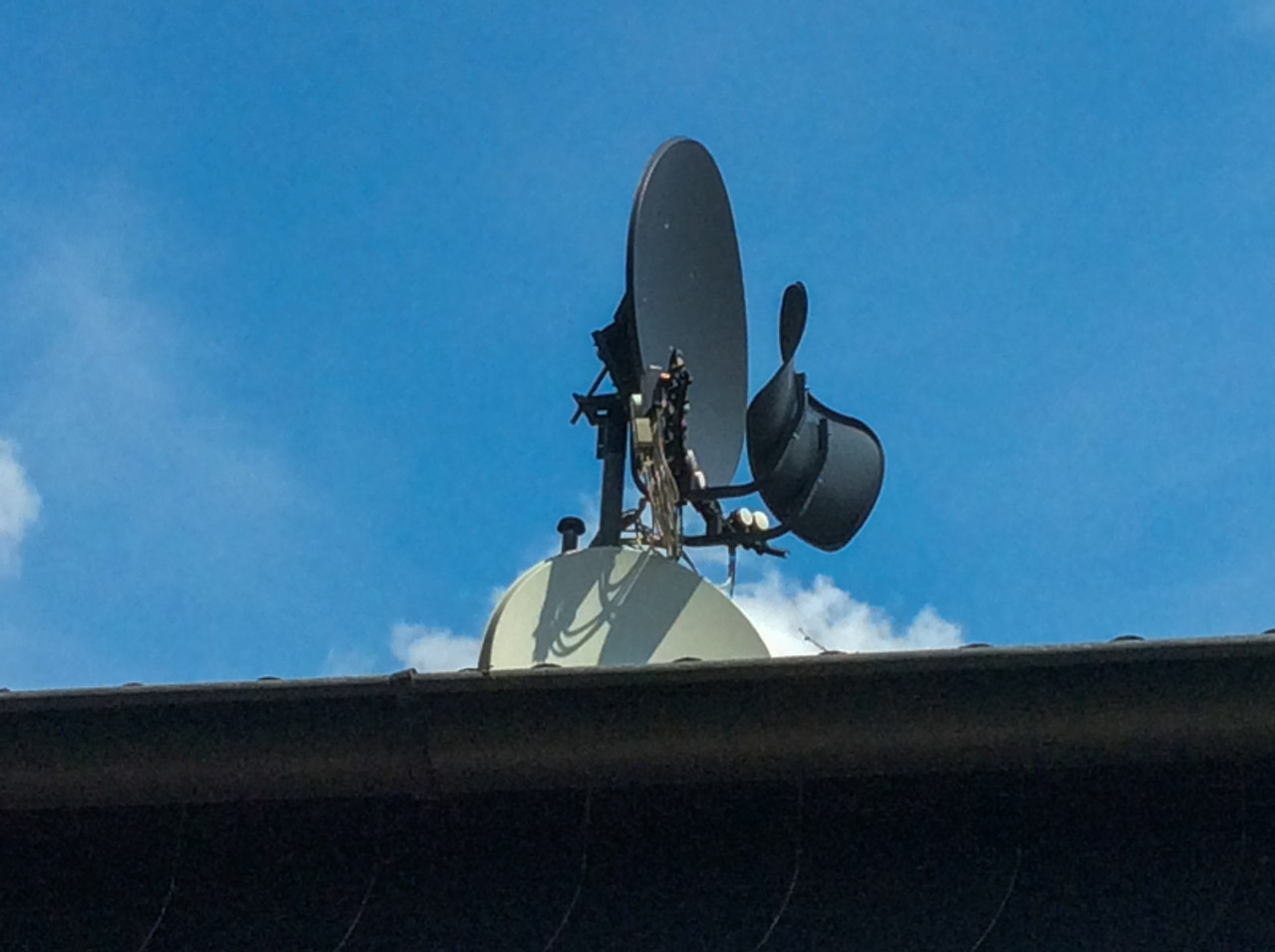Sat-Antenne Torodial T90