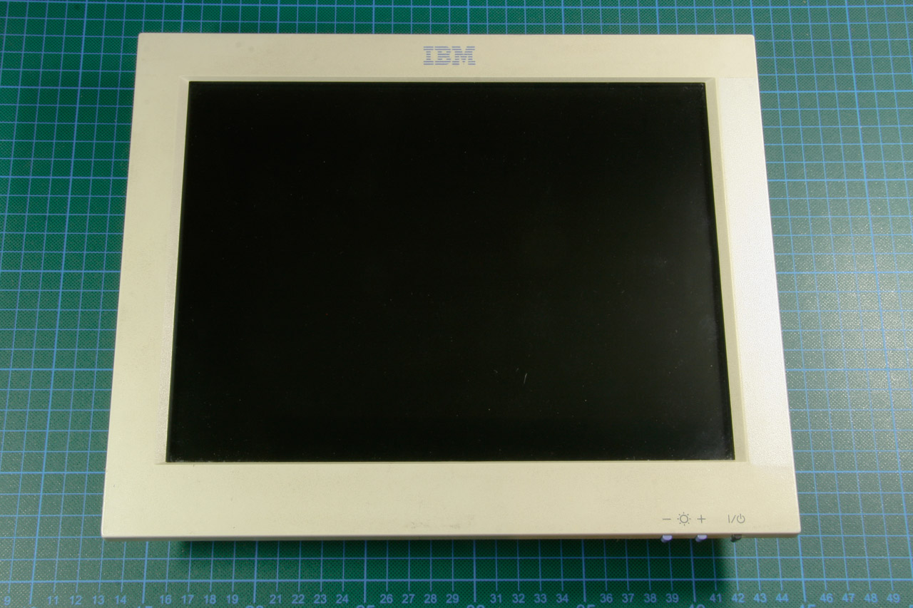 "IBM 4820 - 12"" POS Monitor mit Touchscreen"