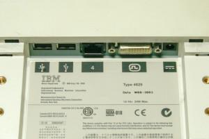 neuer DVI-Anschluss nach dem Umbau
